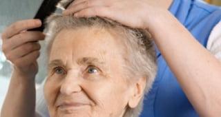 aseo e higiene personal de personas mayores