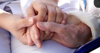 control de constantes en ancianos